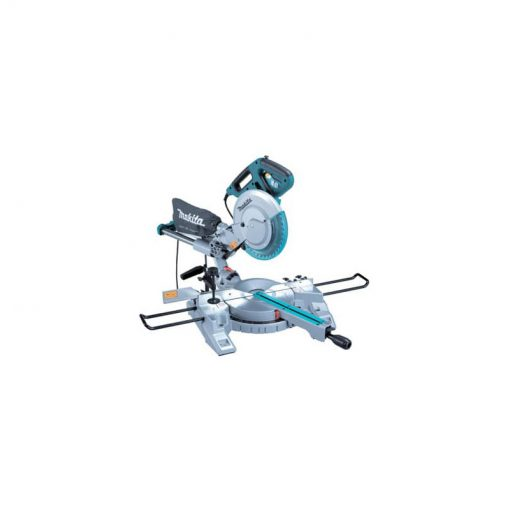 Makita Compound Mitre Saw Double Slide LS1018L 255mm