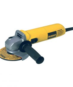 DEWALT Angle Grinder 115mm 800W with Free Glasses and Gloves | DWE4050G